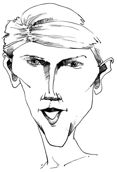 Scarlett Johansson, © 2011 Maciek Jozefowicz. All rights reserved