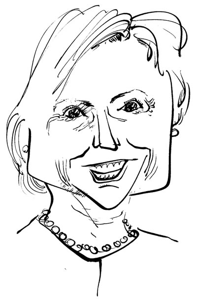 Hillary Clinton, © 2011 Maciek Jozefowicz. All rights reserved