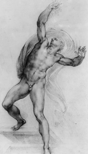 Michelangelo Buonarotti, THE RISEN CHRIST