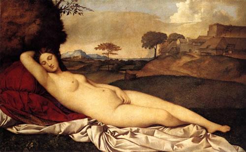 Giorgione_the-sleeping-venus