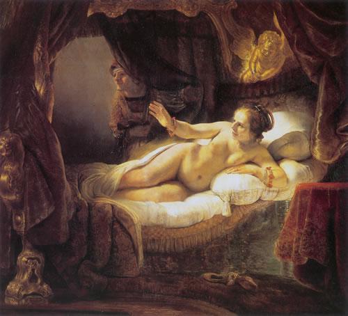 Rembrandt_danae