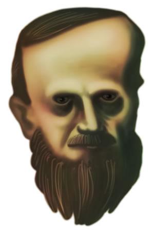 Vladimir Dostoyevsky, Caricature