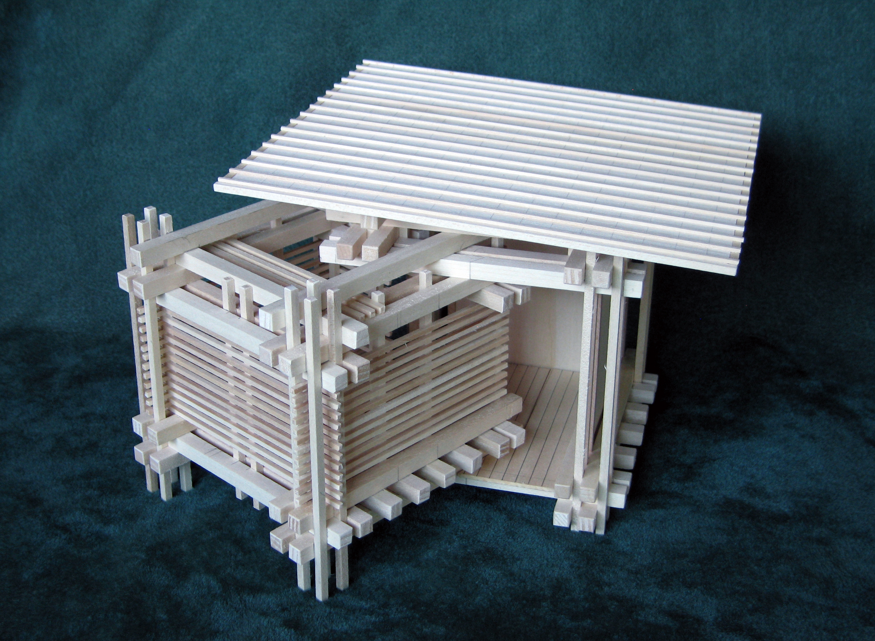 Sculpture Architectural Model LOVERS