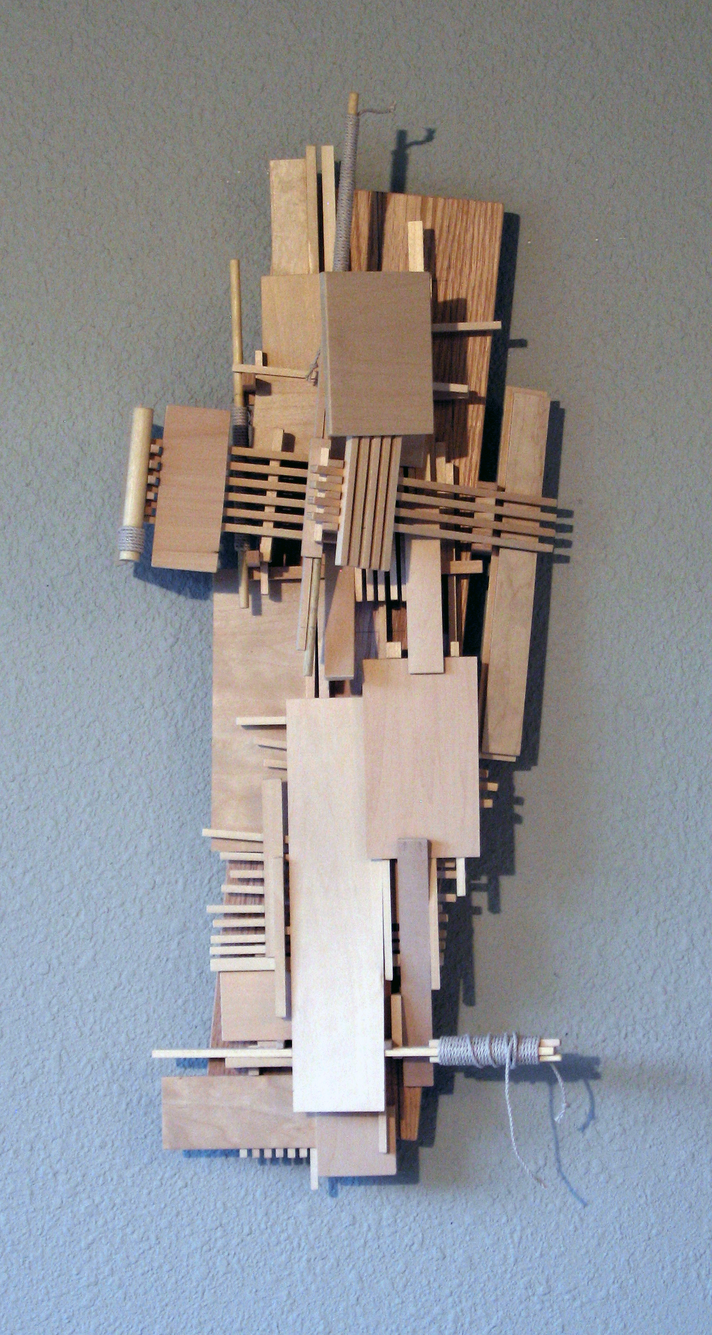 Home Decor Office Wall Sculpture Construction 25