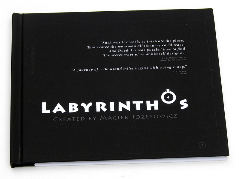 Labyrinthos-book