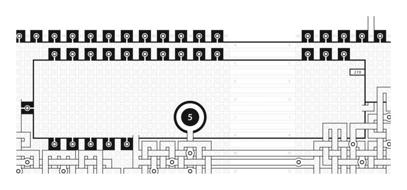 Labyrinthos-spaces