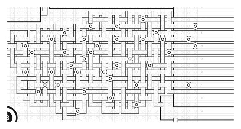 Labyrinthos-paths