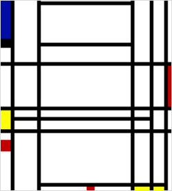 Piet-Mondrian-Composition-No-10
