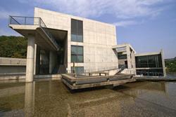 Himeji-City-Museum-of-Literature-Andō Tadao