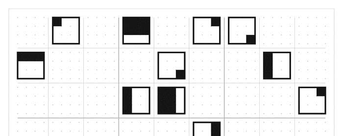Visual-sudoku-type2-squares