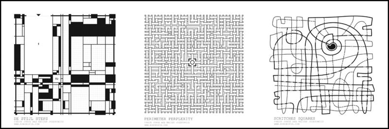 Three free sample puzzle games