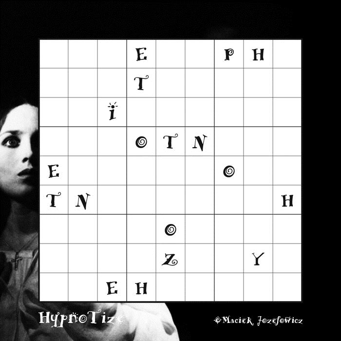 Hypnotize-sudoku