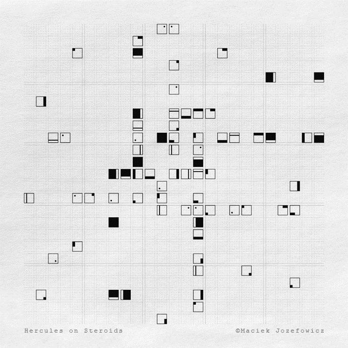 Hercules-on-steroids-visual-sudoku-2-puzzle-created-by-maciek-jozefowicz