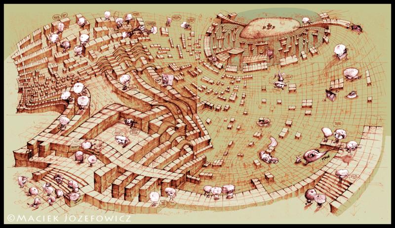 Mesa-crossing-board-game