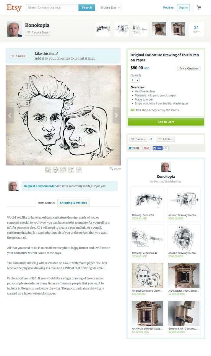 Custom-caricature-on-etsy