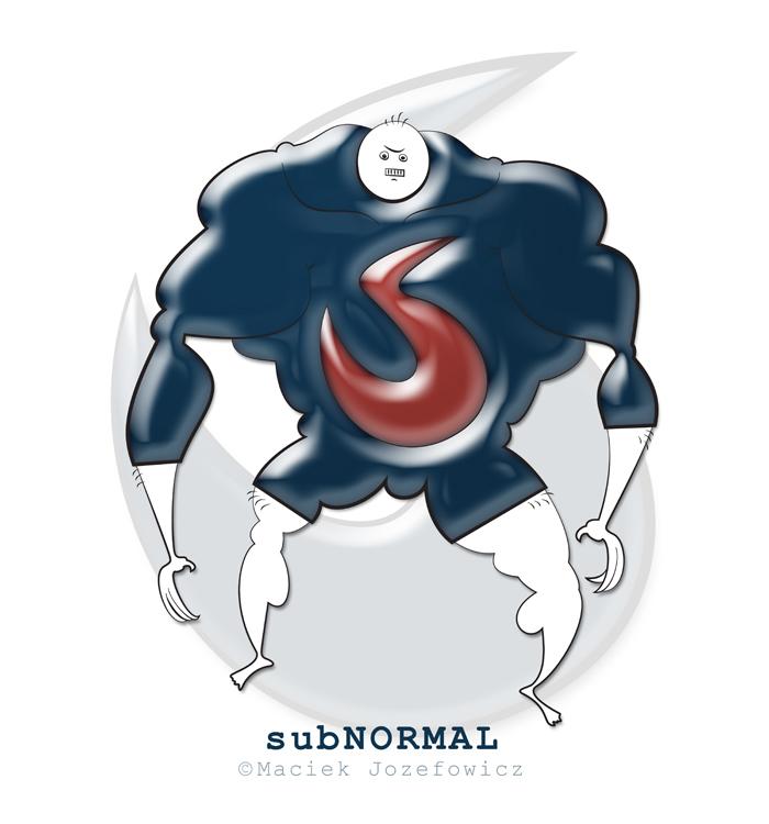 SubNORMAL-supervillain