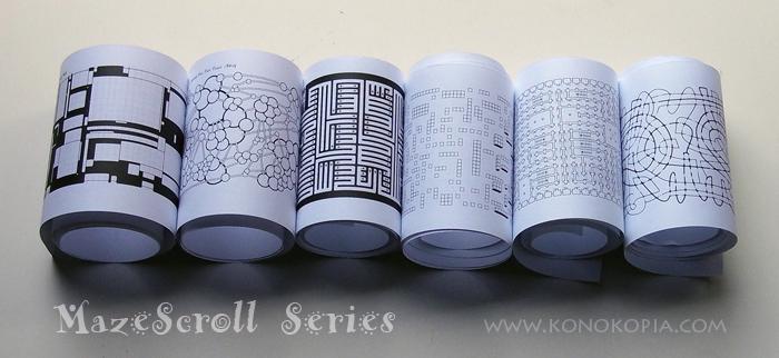 New-kickstarter-campaign-mazeScroll-series